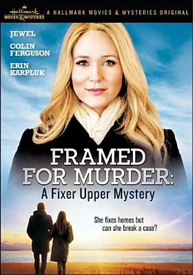 Cover image for Framed for murder : a fixer upper mystery