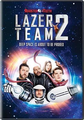 Cover image for Lazer team 2