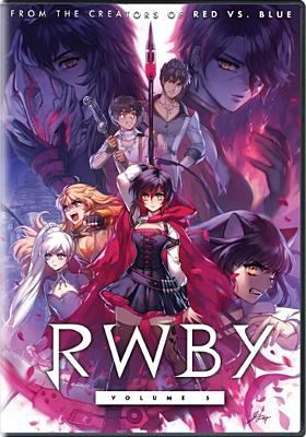 Cover image for RWBY. Volume 5