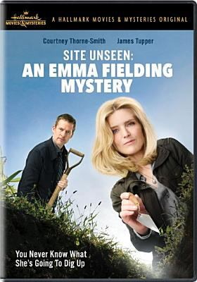 Cover image for Site unseen : An emma fielding mystery