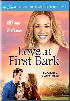Cover image for Love at first bark