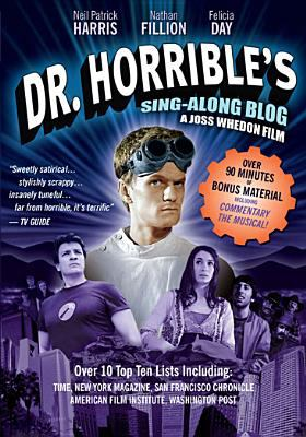 Cover image for Dr. Horrible's sing-along blog