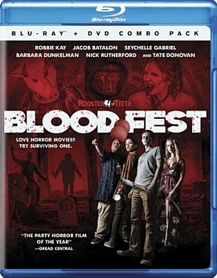 Cover image for Blood fest