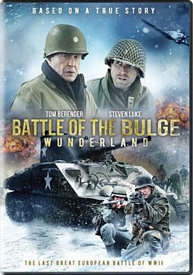 Cover image for Battle of the bulge : Wunderland