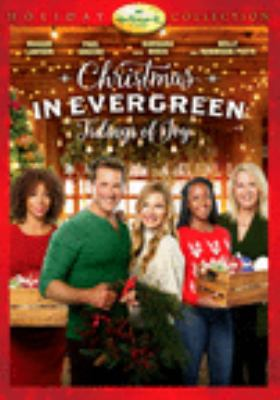 Cover image for Christmas in Evergreen. Tidings of joy