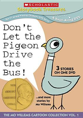 Cover image for Don't let the pigeon drive the bus! and more stories by Mo Willems