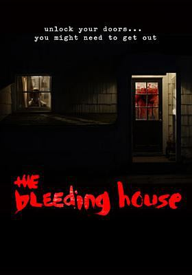 Cover image for The bleeding house