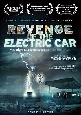Cover image for Revenge of the electric car