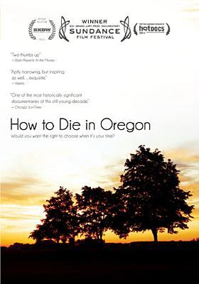Cover image for How to die in Oregon
