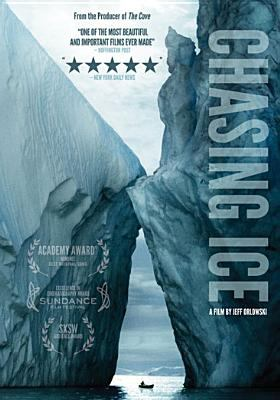 Cover image for Chasing ice