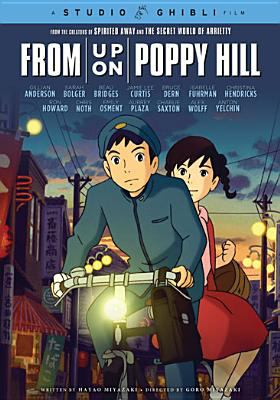 Cover image for From up on Poppy Hill
