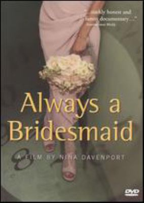 Cover image for Always a bridesmaid