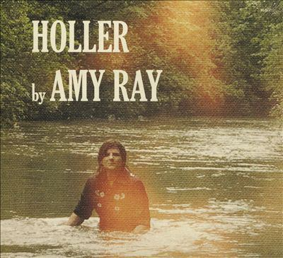Cover image for Holler