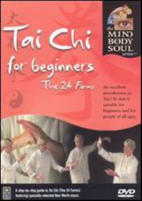 Cover image for Tai Chi for beginners, the 24 forms