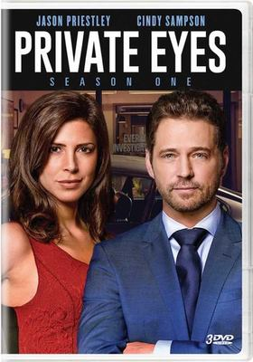 Cover image for Private eyes. Season one