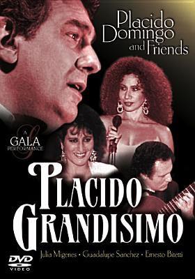 Cover image for Placido grandisimo