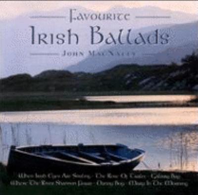 Cover image for Favourite Irish ballads