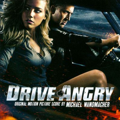 Cover image for Drive angry original motion picture score