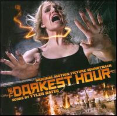 Cover image for The darkest hour original motion picture soundtrack