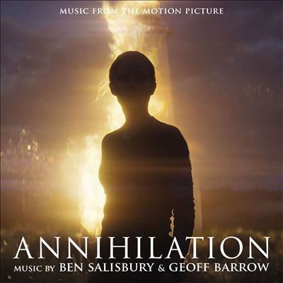 Cover image for Annihilation : Music from the motion picture