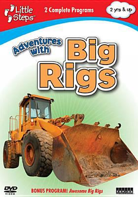 Cover image for Adventures with big rigs