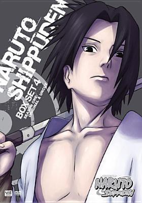 Cover image for Naruto shippuden. Box set 4, Season one, original & uncut