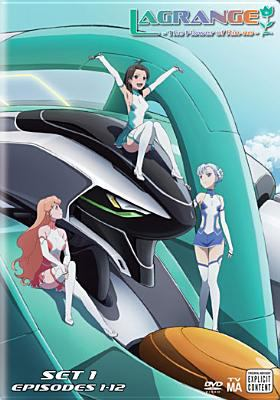 Cover image for Lagrange, the flower of Rin-ne. Set 1, episodes 1-12