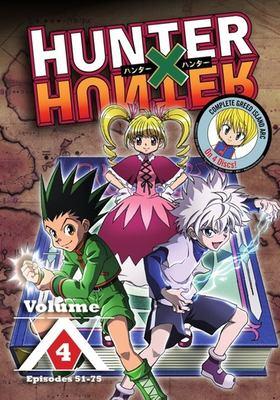 Cover image for Hunter X hunter. Volume 4