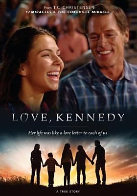 Cover image for Love, Kennedy