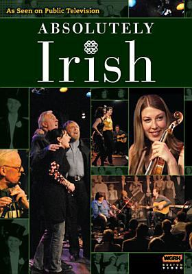 Cover image for Absolutely Irish