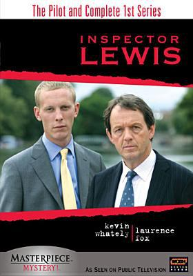 Cover image for Inspector Lewis. The pilot and complete 1st series