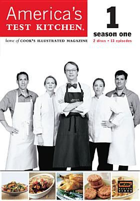 Cover image for America's test kitchen. Season 1