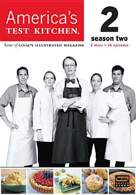 Cover image for America's test kitchen. Season two