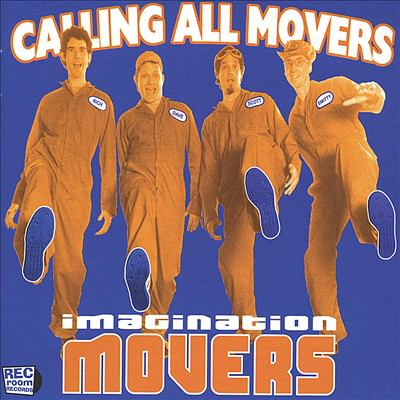 Cover image for Calling all movers