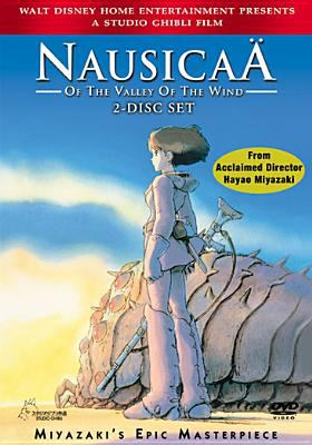Cover image for Nausicaä of the valley of the wind = Kaze no tani no Naushika
