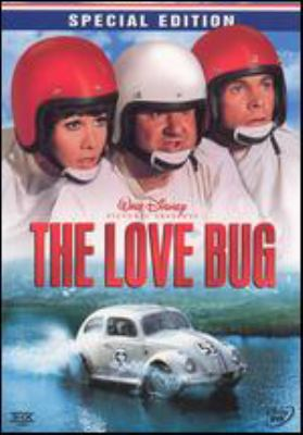 Cover image for The love bug
