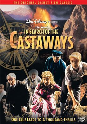 Cover image for In search of the castaways