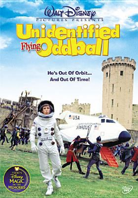 Cover image for Unidentified flying oddball