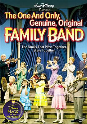 Cover image for The one and only, genuine, original family band