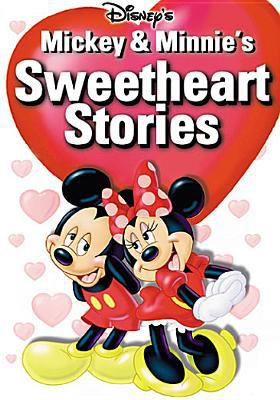 Cover image for Disney's Mickey & Minnie's sweetheart stories