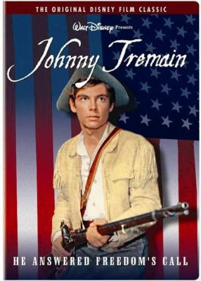 Cover image for Johnny Tremain