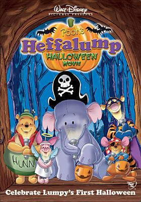 Cover image for Pooh's heffalump halloween movie
