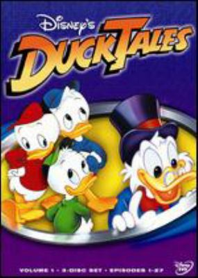 Cover image for Ducktales. Volume 1