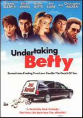 Cover image for Undertaking Betty