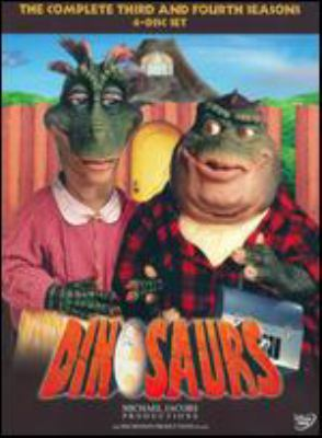 Cover image for Dinosaurs. The complete third and fourth seasons