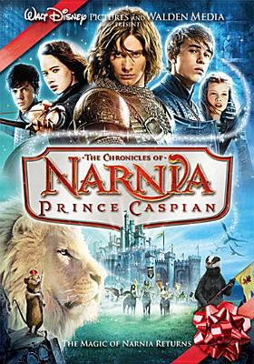 Cover image for The chronicles of Narnia. Prince Caspian