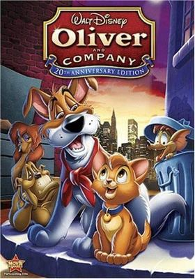 Cover image for Oliver and company
