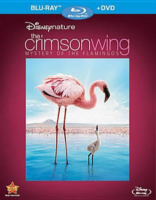 Cover image for The crimson wing : mystery of the flamingos