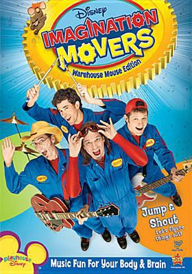 Cover image for Imagination movers. Jump & shout