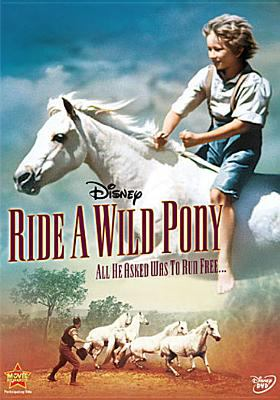 Cover image for Ride a wild pony